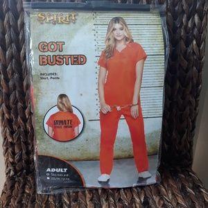 Prisoner Costume, SPIRIT, small/ medium